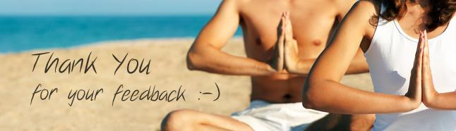 Thank You Namaste