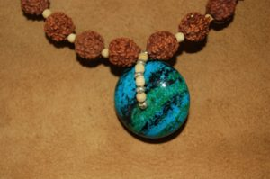 Water Earth Sky Mala