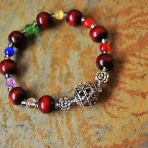 Children's chakra bracelet_2